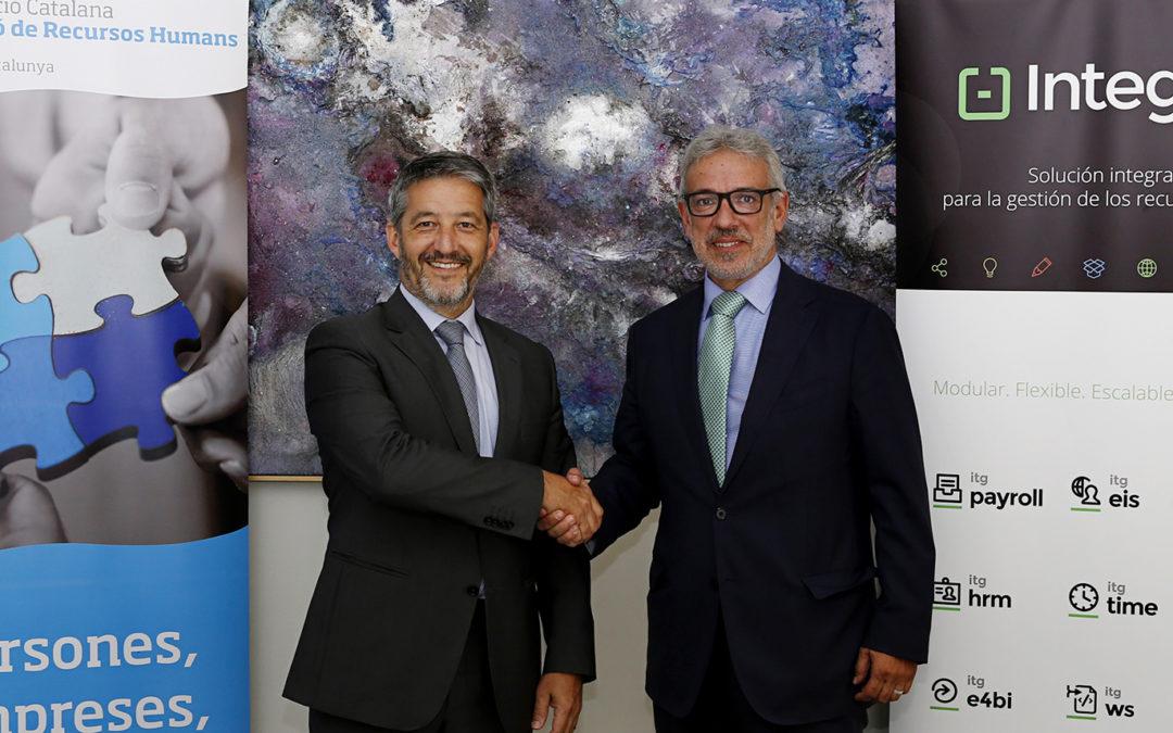 Integrho, nuevo patrocinador de Aedipe Catalunya