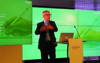 Integrho presenta itg/E-SIGN en exclusiva en Movistar Center