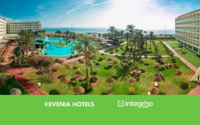 EVENIA Hotels confía en Integrho como solución tecnológica para la gestión de sus RR.HH.