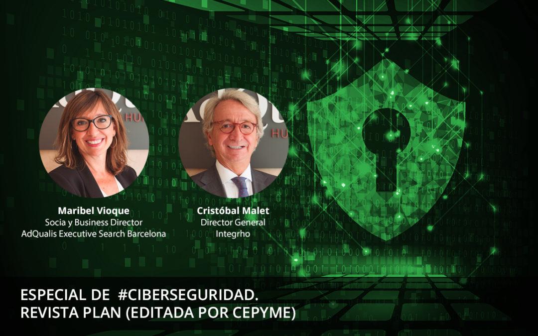 La ciberseguridad garantía esencial en la gestión digital de las empresas