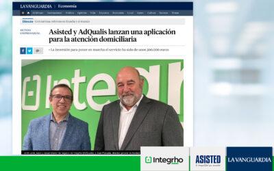 ASISTED e Integrho lanzan una aplicación para la atención domiciliaria