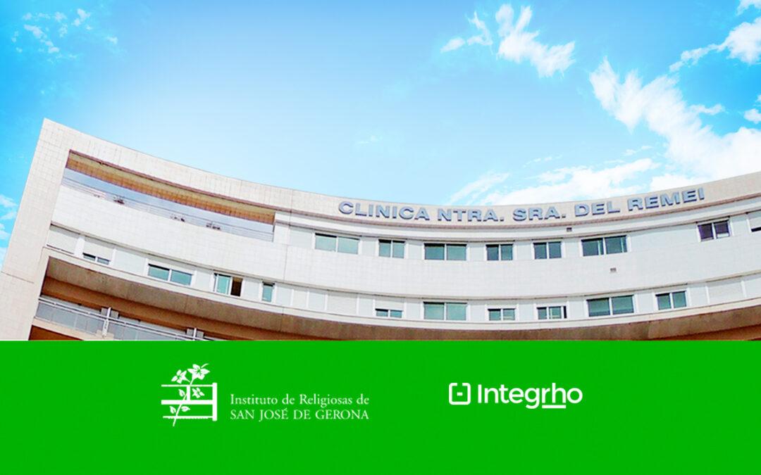 El grupo Instituto de Religiosas San José de Gerona firma con Integrho