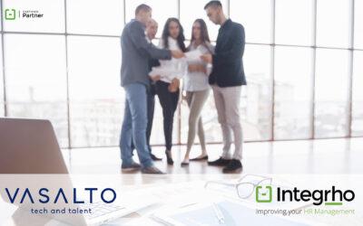 Integrho firma un acuerdo con VASALTO, como socio en gestión de personal y externalización de nóminas